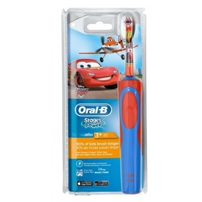 Oral B Spazzolino Elettrico Vitality Stages Cars