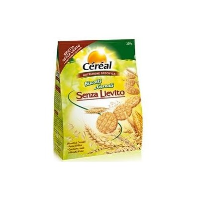 CEREAL BISCOTTI CEREALI S/LIEV