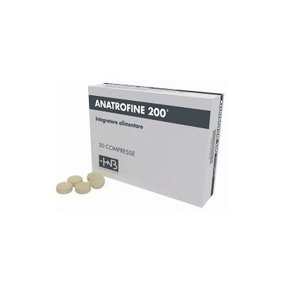 ANATROFINE 200 30CPR 800MG