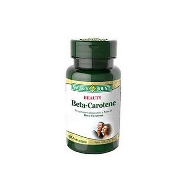BEAUTY BETA CAROTENE 100PRL