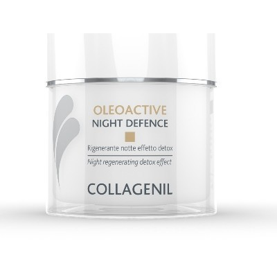 Collagenil Oleoactive Night Defence Effetto Detox 50 ml