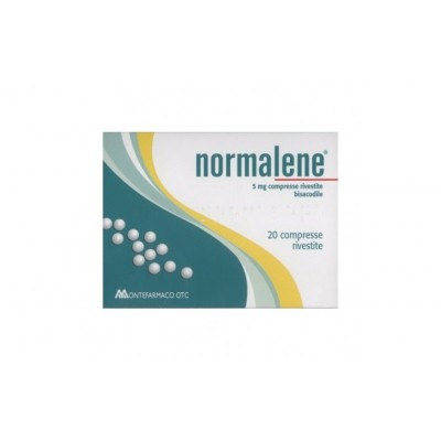 Normalene*20cpr Rivestite 5mg