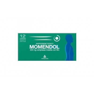 Momendol*12cpr Rivestite 220mg