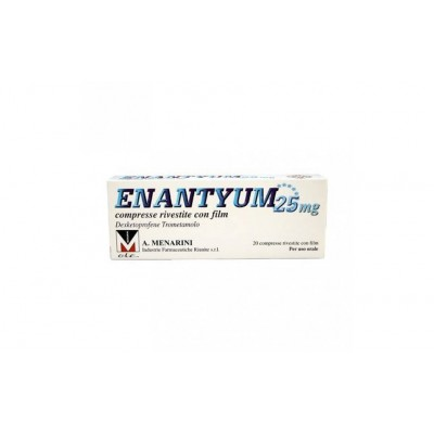 Enantyum 20 Compresse Rivestite 25mg