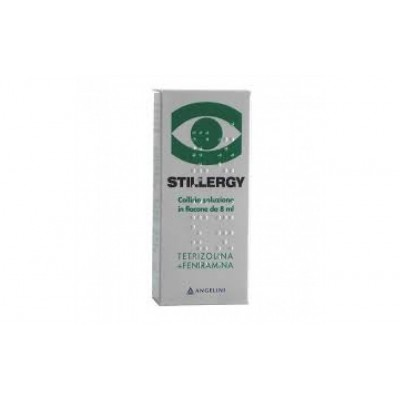 Stillergy Collirio Flaconcino  8ml 0,05%+0,3%