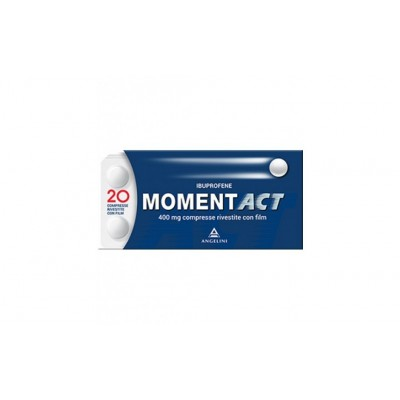 Momentact*20cpr Rivestite 400mg