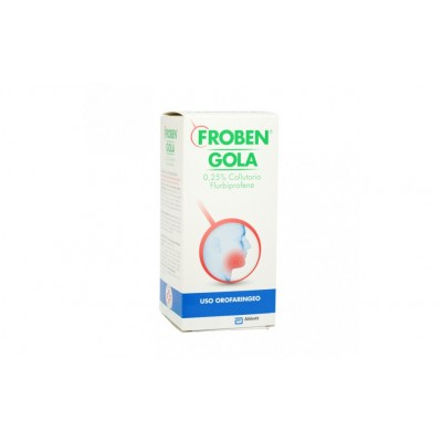 Froben Gola Collutorio 160ml 0,25%