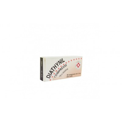 Diathynil 30 compresse 5mg