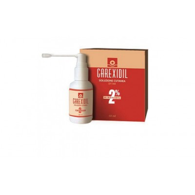 Carexidil*Spray Cutaneo 60ml 2%