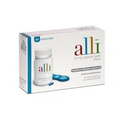 Alli 84 compresse 60mg