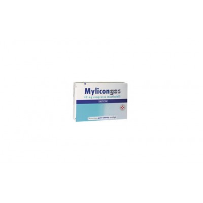 Mylicongas*50cpr Masticabili 40mg