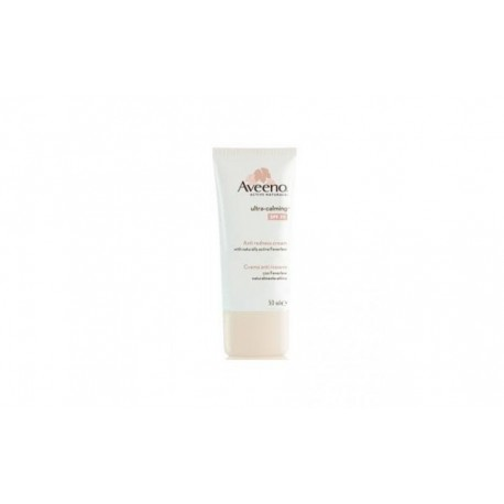 Aveeno Viso Crema Ultra Calming Anti Rossore SPF20 50ml