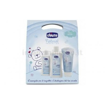 Chicco Cosmetic Natural Sensation Trial Set