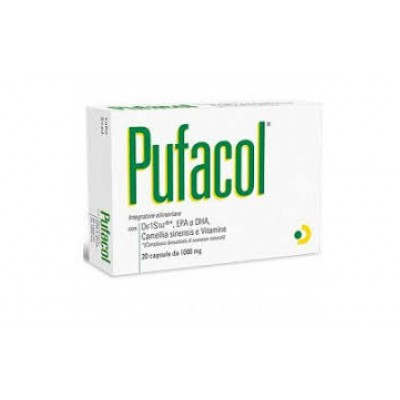 PUFACOL 20CPS 1300MG