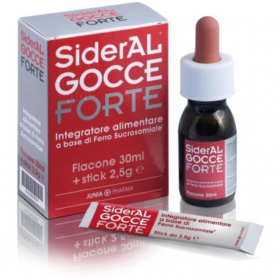 SIDERAL GOCCE FORTE 30ML