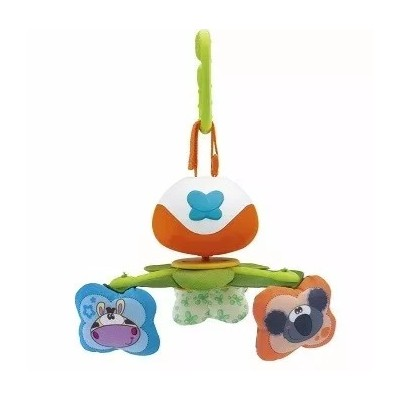 Chicco gioco giostrina fun travel 3in1