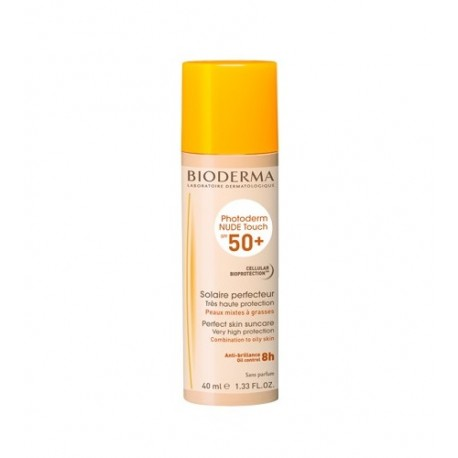 BIODERMA Photoderm Nude Touch Claire Spf 50+ 40 ML