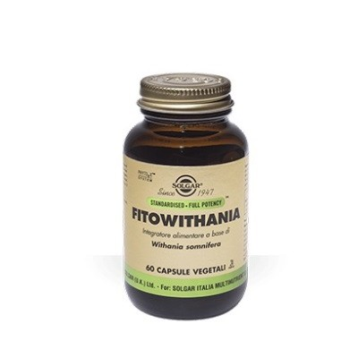 Fitowithania Solgar 60 Capsule