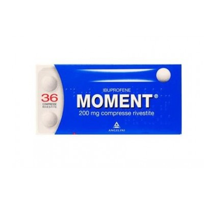 Moment 36cpr Rivestite 200mg