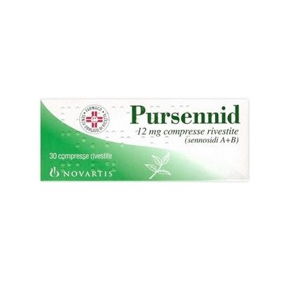 Pursennid 30 Compresse Rivestite 12mg