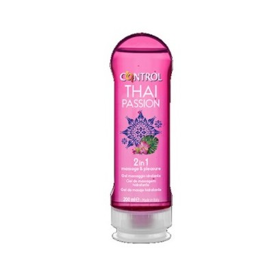 Contro 2in1 Gel Massaggio Idratante Thai Passion 200 ml