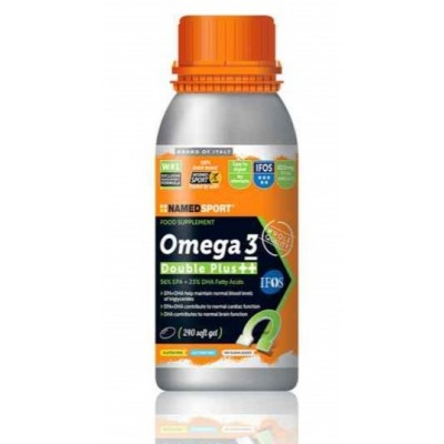 Named Sport Linea Integrazione Sportiva Omega3 Double Plus++ 110 Softgel