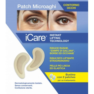 Icare Patch Microaghi Contorno Occhi