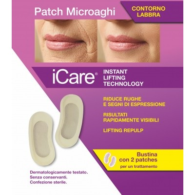 Icare Patch Microaghi Contorno Labbra 2 patch