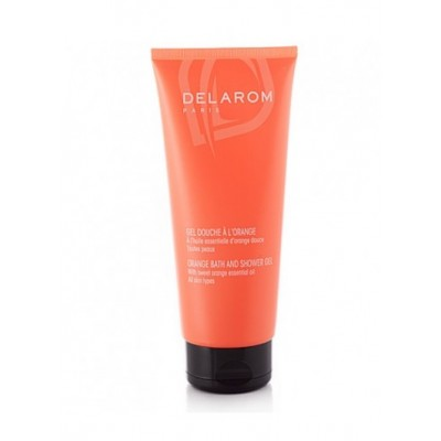 Delarom Gel Doucher Orange