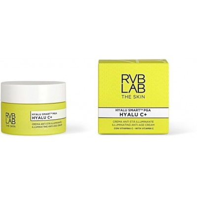 RVB LAB Hyalu C+ Crema Anti-Età Illuminante 50ml