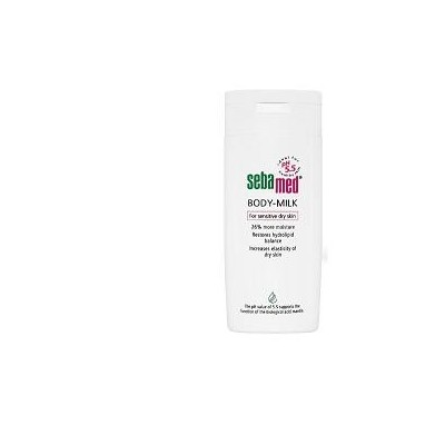 SEBAMED LATTE NUTRIENTE 400ML